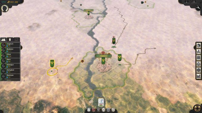 Oriental Empires: Genghis PC Crack