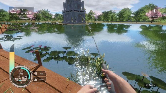 PRO FISHING SIMULATOR Torrent Download