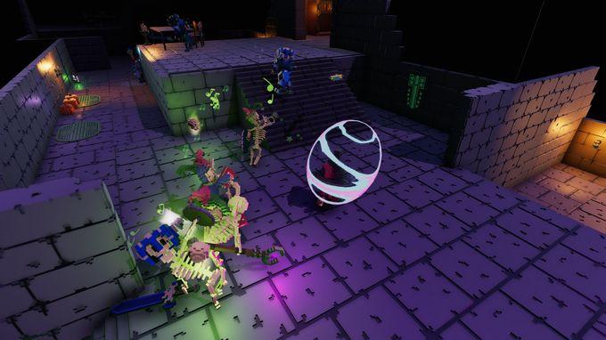 Skeletal Dance Party Torrent Download