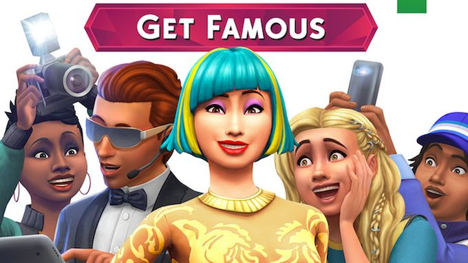The Sims 4 Get Famous Free Download (v1.48.94.1020 & ALL DLC)