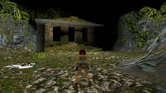 Tomb Raider I PC Crack