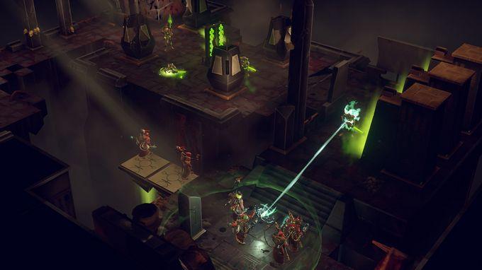 Warhammer 40,000: Mechanicus Torrent Download