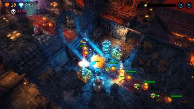 Yet another tower defence Torrent Download