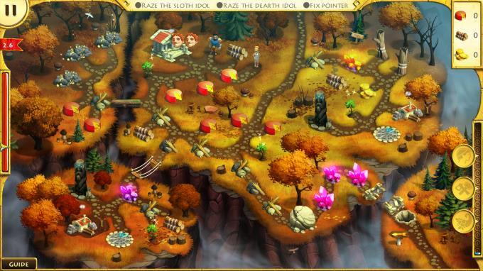 12 Labours of Hercules IV: Mother Nature (Platinum Edition) PC Crack