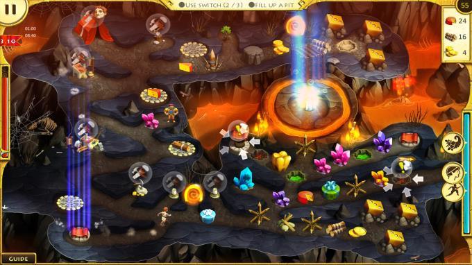 12 Labours of Hercules VI: Race for Olympus (Platinum Edition) PC Crack