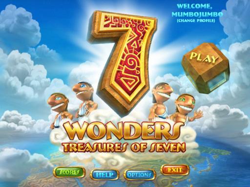 7 Wonders: Treasures of Seven Torrent Download