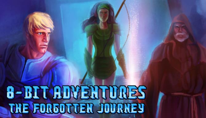 8-Bit Adventures: The Forgotten Journey Remastered Edition Free Download