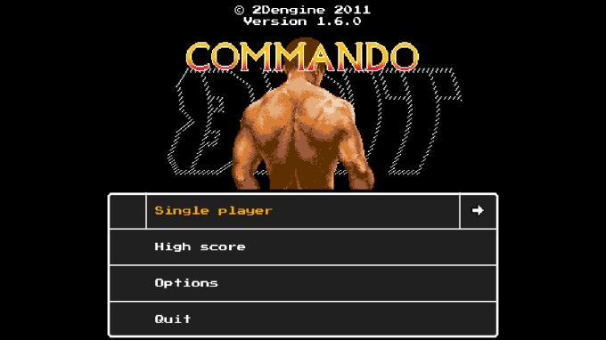 8-Bit Commando Torrent Download
