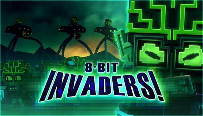 8-Bit Invaders! Free Download