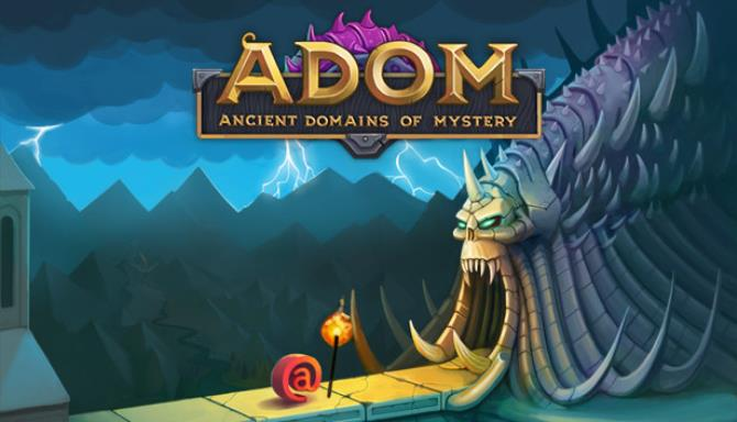 Adom (ancient domains of mystery) cracked