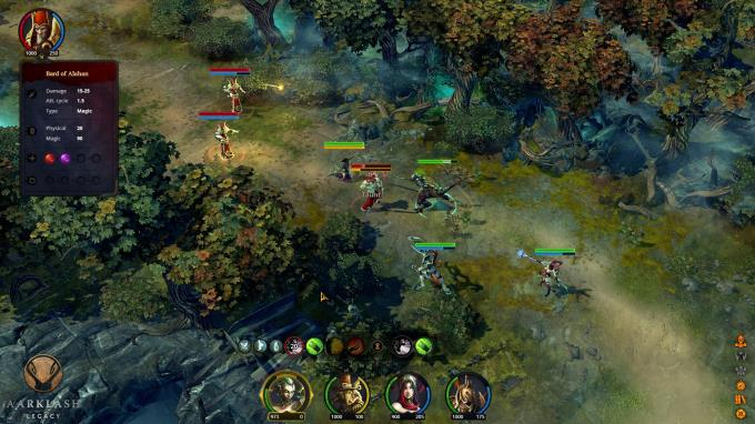 Aarklash: Legacy PC Crack