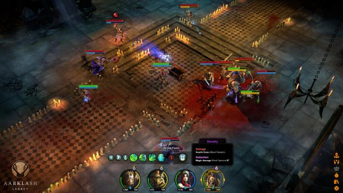 Aarklash: Legacy Torrent Download