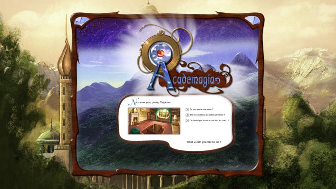 Academagia: The Making of Mages Torrent Download