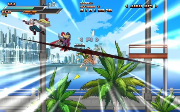 Aces Wild: Manic Brawling Action! Torrent Download