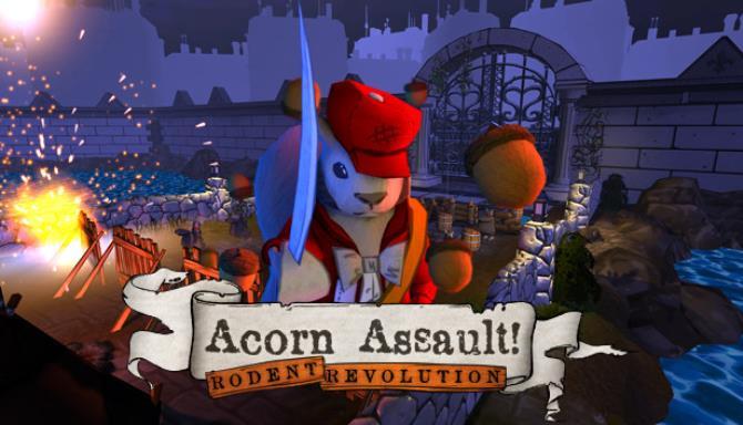 Acorn Assault: Rodent Revolution Free Download