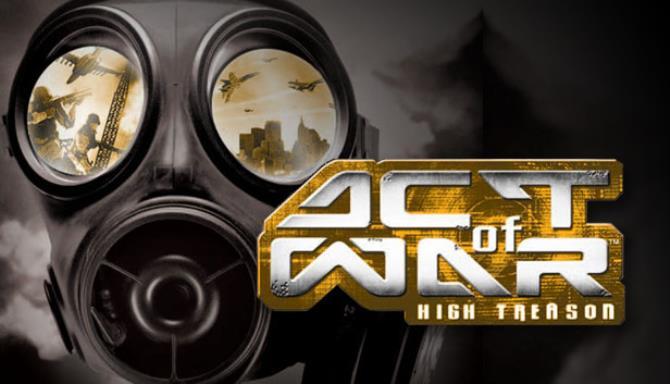 Act of War: High Treason Free Download