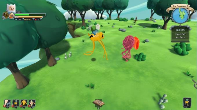 Adventure Time: Finn and Jake's Epic Quest Torrent Download