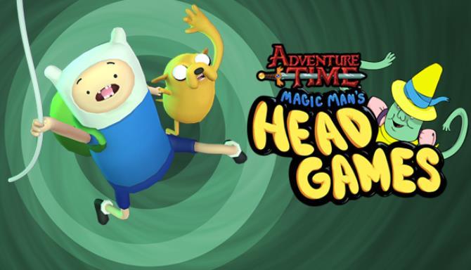 Adventure Time: Magic Man's Head Games Free Download