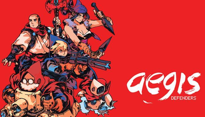 Aegis Defenders Free Download