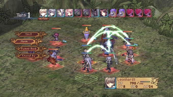Agarest: Generations of War PC Crack