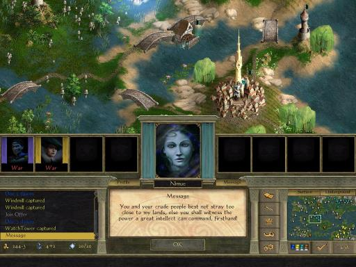 Age of Wonders II: The Wizard's Throne PC Crack