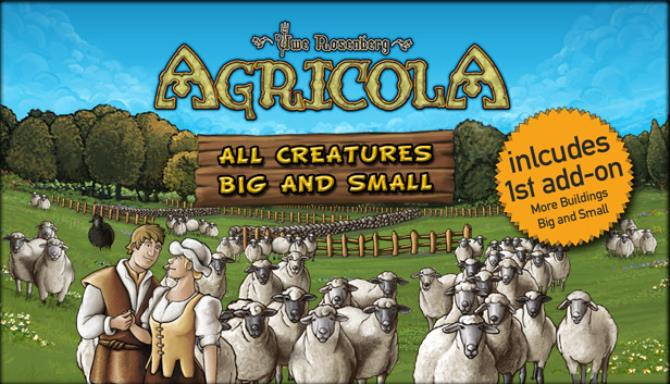 Agricola: All Creatures Big and Small Free Download