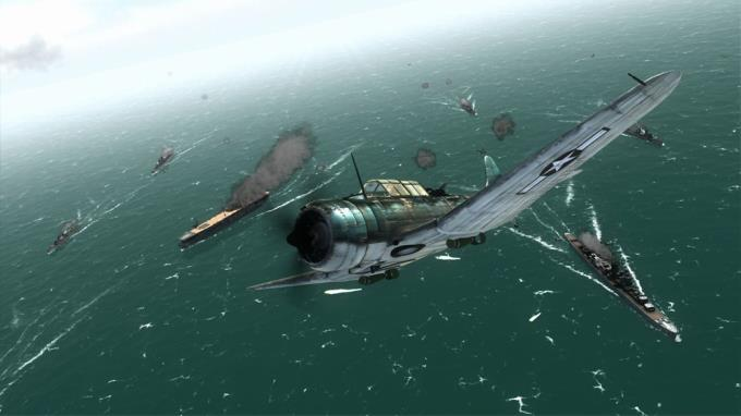 Air Conflicts: Pacific Carriers Torrent Download