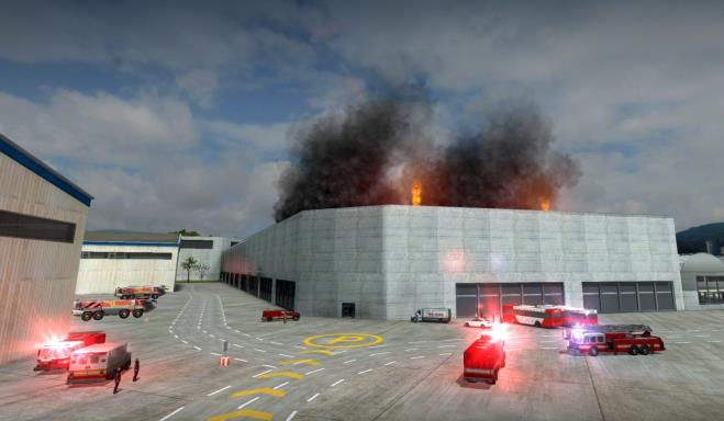 Airport Firefighters - The Simulation Torrent Download