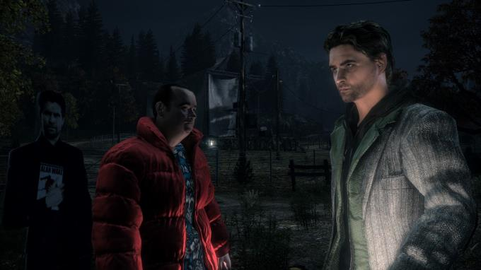 Alan Wake PC Crack