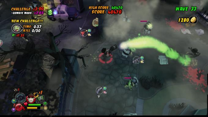 All Zombies Must Die!: Scorepocalypse  Torrent Download