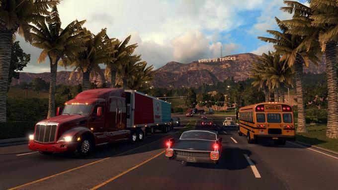 American Truck Simulator PC Crack