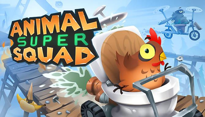 Animal Super Squad Free Download