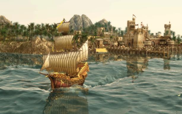 Anno 1404: Gold Edition Torrent Download
