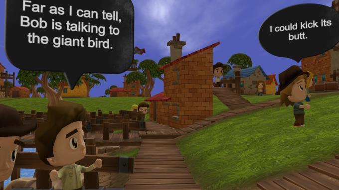 Archipelago: Navigable VR Comic PC Crack