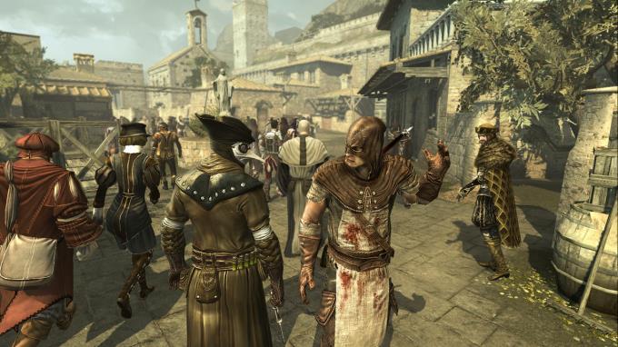 Assassin's Creed® Brotherhood Torrent Download