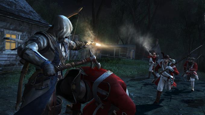 Assassin's Creed® III Torrent Download