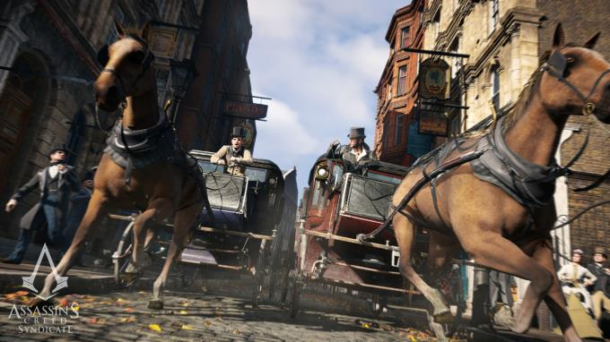 Assassin's Creed® Syndicate PC Crack