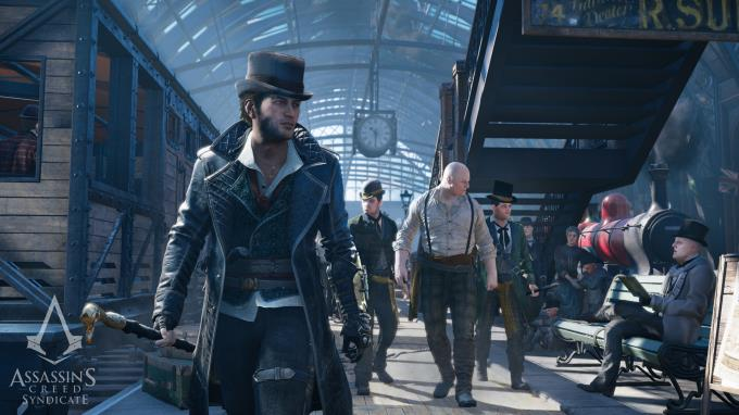Assassin's Creed® Syndicate Torrent Download
