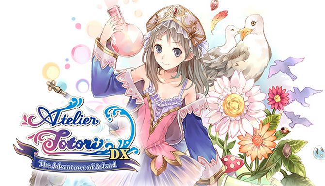 Atelier Totori ~The Adventurer of Arland~ DX Free Download