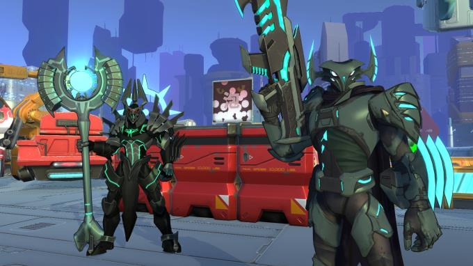 Atlas Reactor – Necrolancer Freelancer Six Pack PC Crack