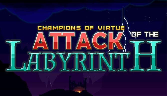 Attack of the Labyrinth + Free Download