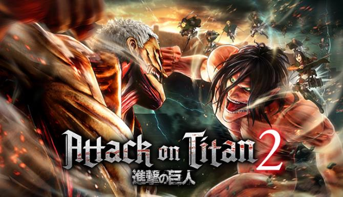 Attack on Titan 2 - A.O.T.2 - 進撃の巨人2 Free Download
