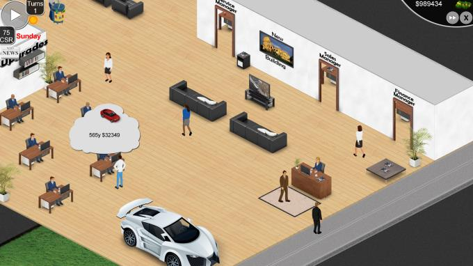 Auto Dealership Tycoon Free Download (v2 0 1) « IGGGAMES