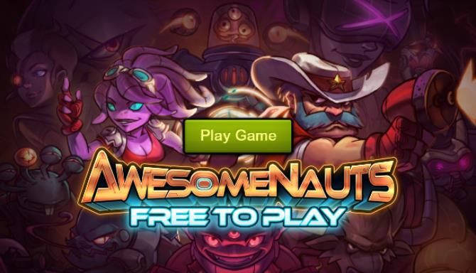 Awesomenauts - the 2D moba Free Download