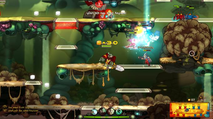 Awesomenauts - the 2D moba PC Crack