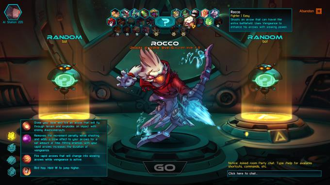 Awesomenauts - the 2D moba Torrent Download