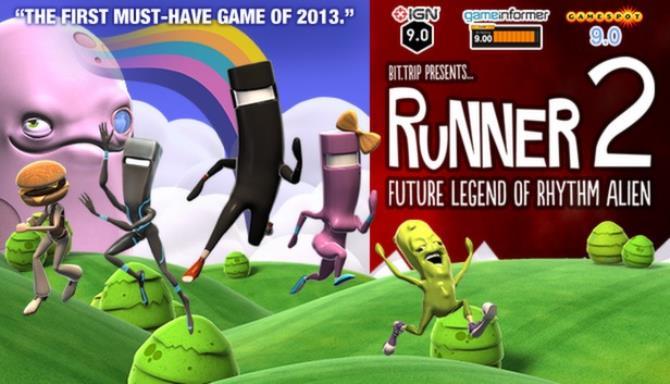 BIT.TRIP Presents... Runner2: Future Legend of Rhythm Alien Free Download
