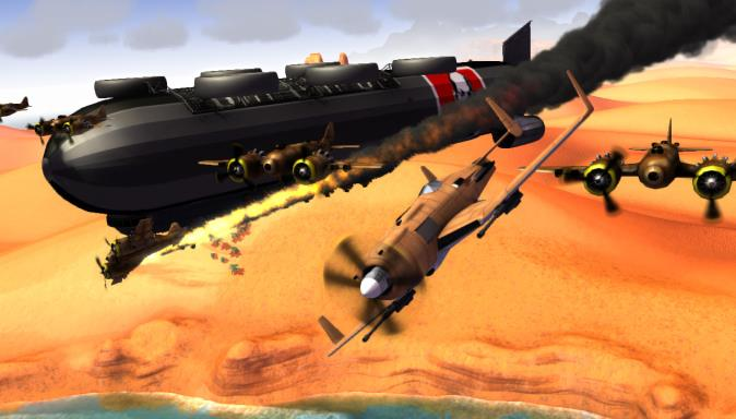 BOMB: Who let the dogfight? Torrent Download
