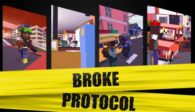 BROKE PROTOCOL Online City RPG Free Download