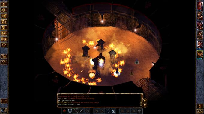 Baldur's Gate: Enhanced Edition Torrent Download